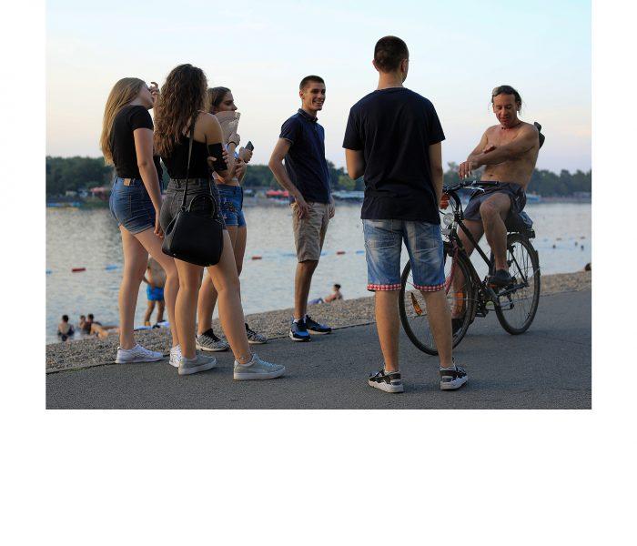 Belgrad, drei Reisen