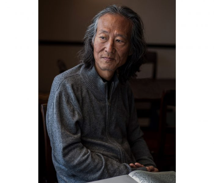 Tibetanischer Schriftsteller