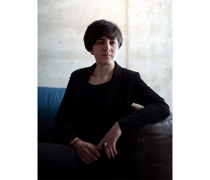 Portrait Aissa Tripodi